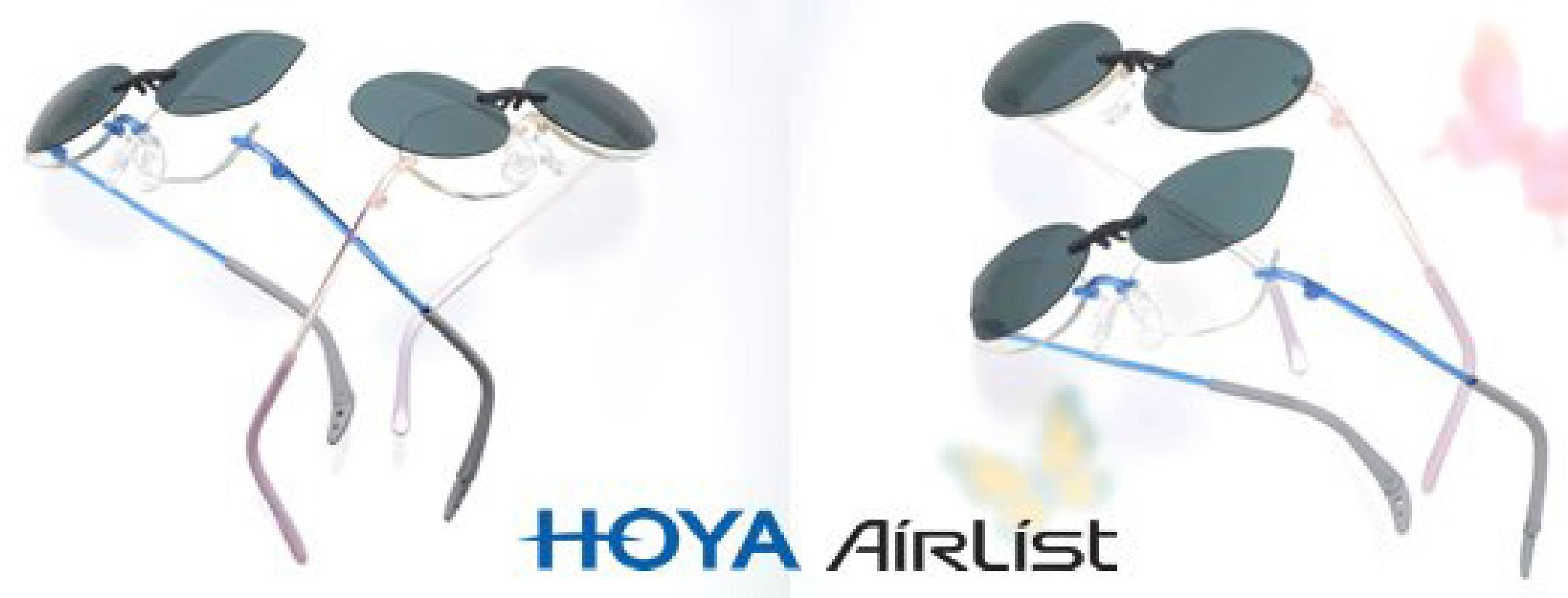 HOYA AIRLIST修理